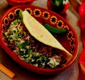 recetas de comida mexicana para hacer en casa