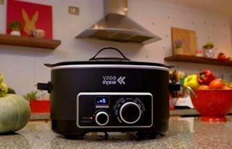 sistema de cocina multicooker 5 en 1 de easyways