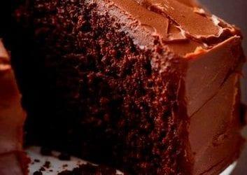 Tarta de Chocolate Exquisita Receta