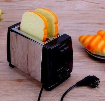 tostadora de pan horizontal