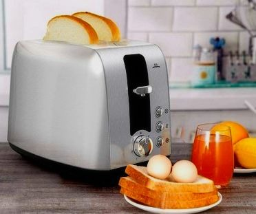 tostadora de pan industrial