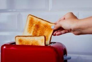 tostadora de pan profesional