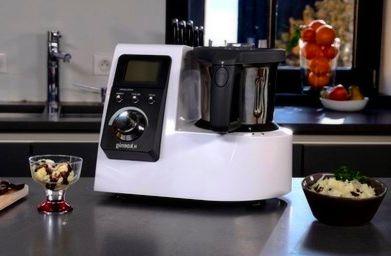 H Koenig Robot de Cocina