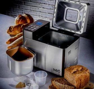 pan sin gluten panificadora trigo sarraceno