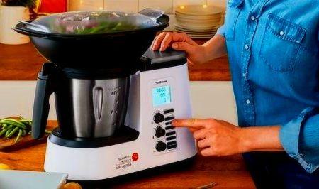 robot cocina lidl black friday
