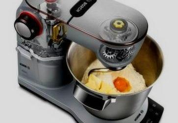 Robot Cocina Bosch MUM9GX5S21